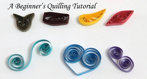 Quilling 101 - A Beginner's Guide to Paper Quilling